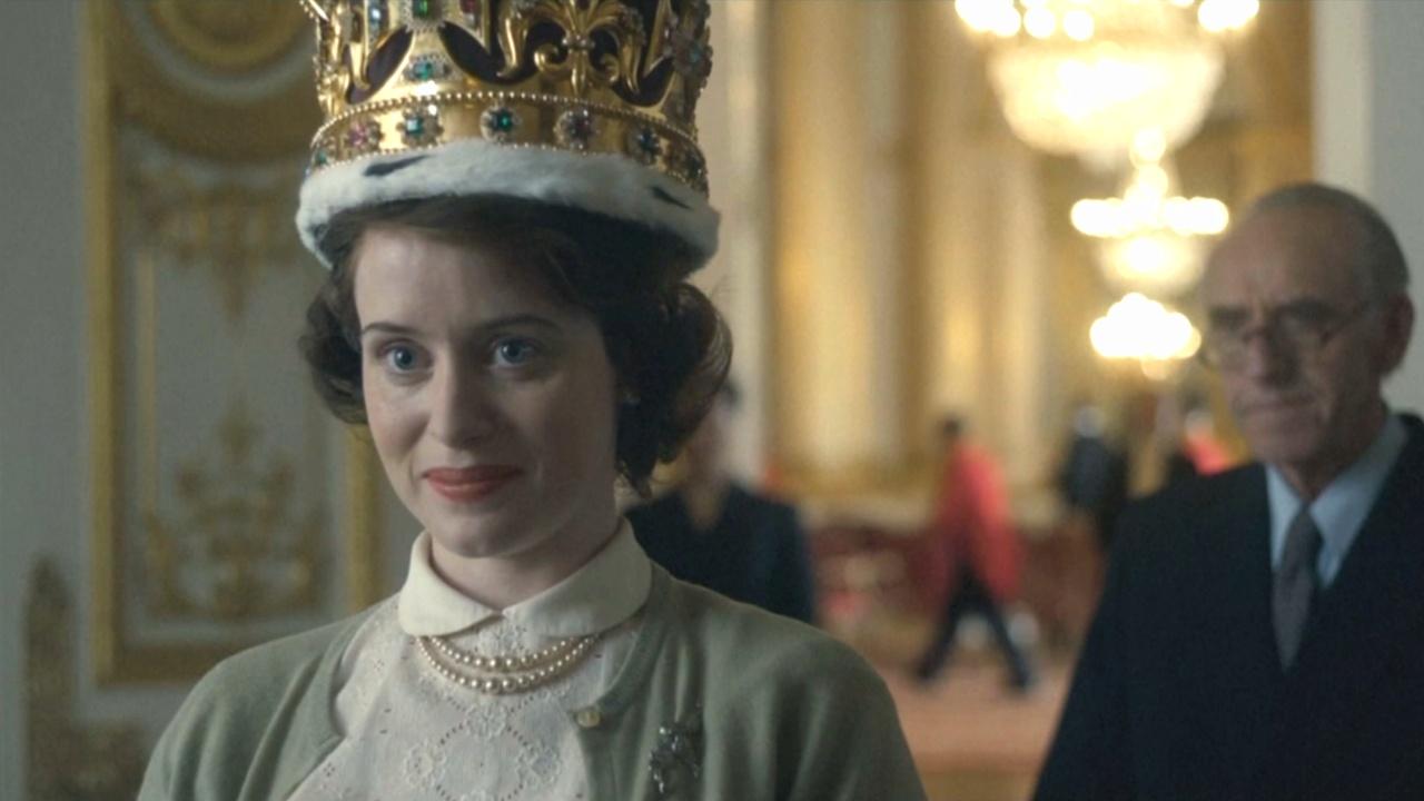 Сериал «Корона» расскажет о чувствах и переживаниях молодой Елизаветы II