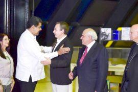 Оппозиция Венесуэлы ведёт переговоры с Мадуро