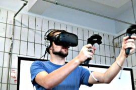 Датских студентов обучают в виртуальном мире