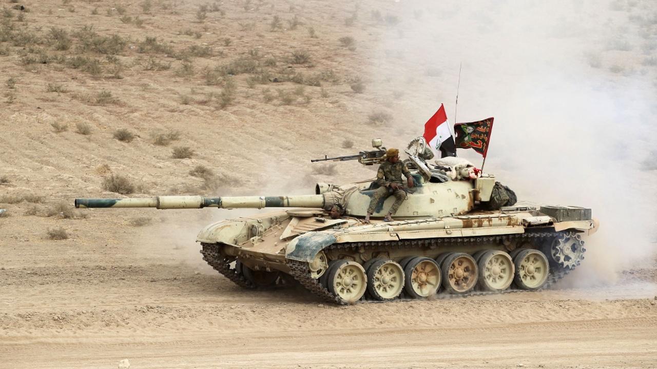 Наступление на Мосул: освобождено ещё девять деревень