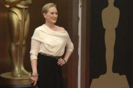 Мерил Стрип получит специальную премию «Золотого глобуса»