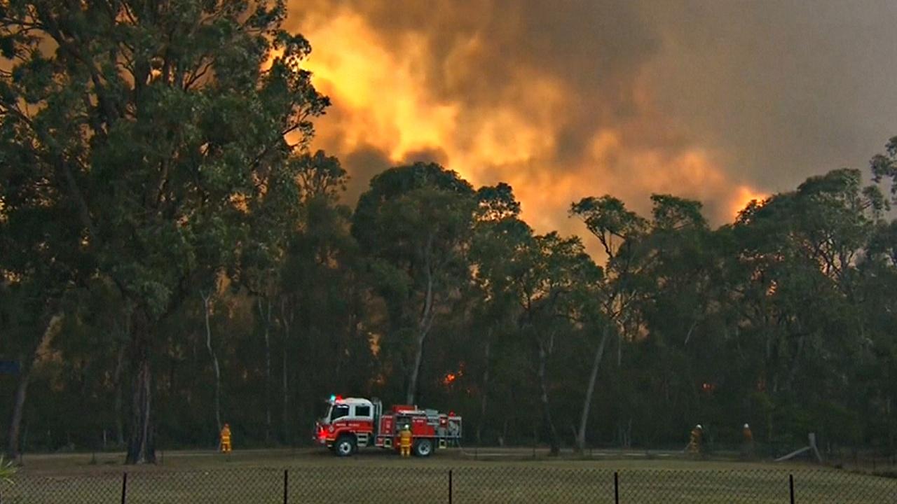 В Новом Южном Уэльсе частично введён режим ЧП из-за пожаров