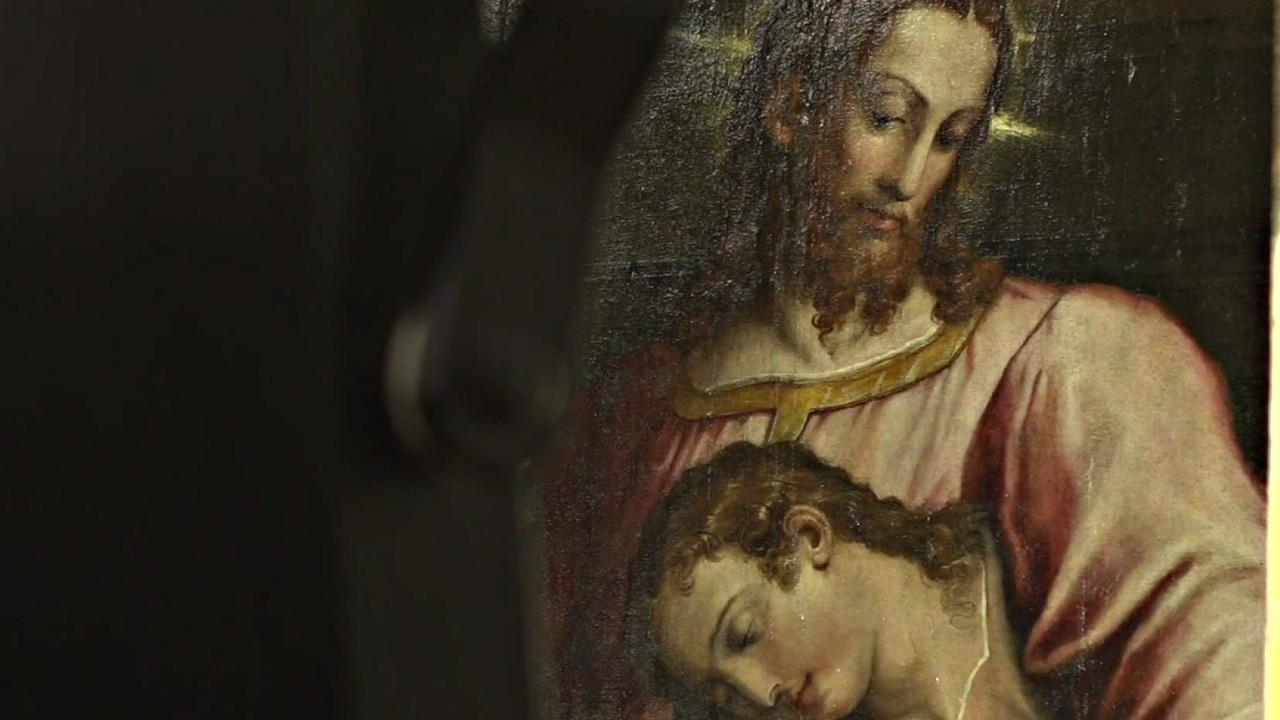 Картина XVI века возвращается после полувекового забвения
