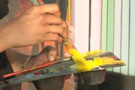 Искусство выходит на улицы Пакистана