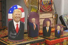 Выборы президента США: матрёшки и предсказания шаманов