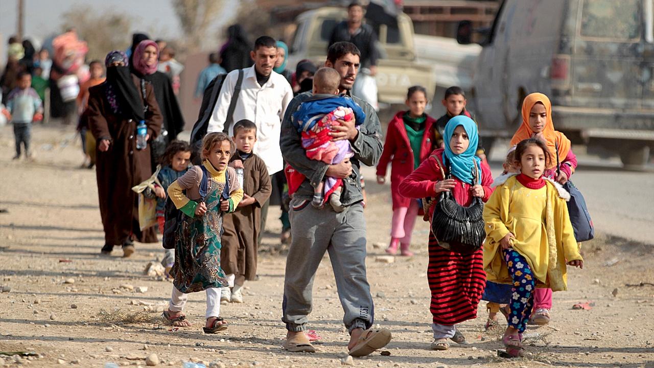 Бежавшие из Мосула рассказывают о последних днях перед побегом