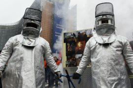 Брюссель: протест против занижения цен на сталь со стороны КНР