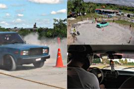 «Лады» — постоянные участницы гонок на Кубе