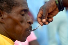 На Гаити началась самая масштабная в мире вакцинация от холеры