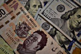 Курс мексиканской валюты продолжает падать после избрания Трампа