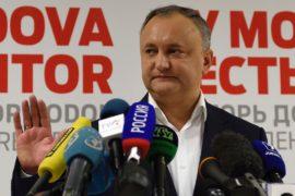 Президентом Молдовы станет социалист