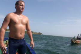 Британец намерен пересечь Атлантику вплавь