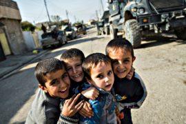 В Ираке появляется всё больше детей без гражданства