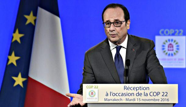 «Трамп должен уважать Парижское соглашение»— Президент Франции