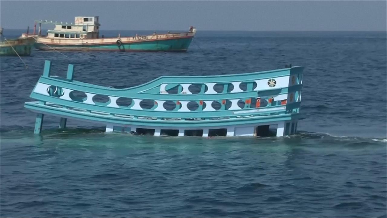Суда браконьеров станут искусственным домом для кораллов