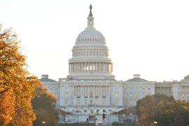 Купол вашингтонского Капитолия отреставрировали