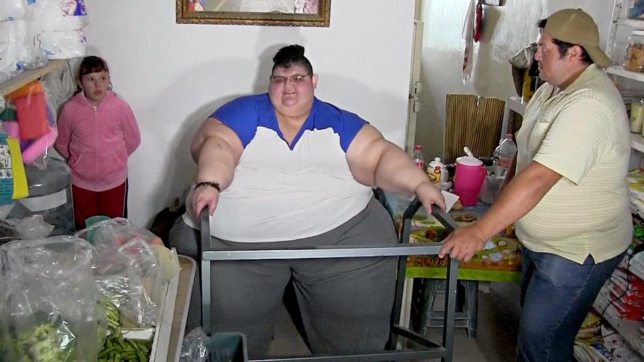 Мексиканец весом 500 кг решил сесть на диету