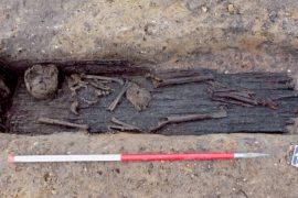 Уникальные захоронения нашли в Великобритании