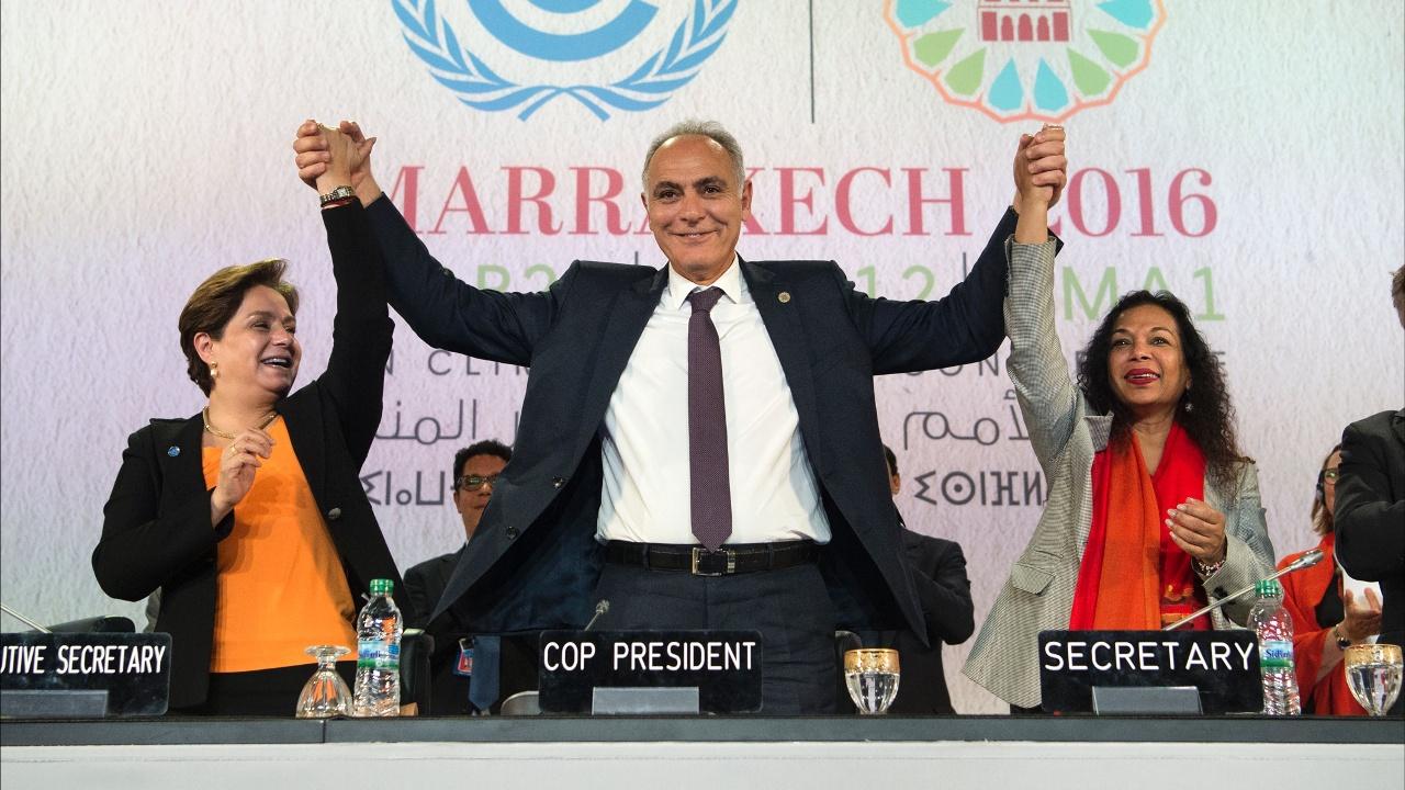 Почти 200 стран вновь подтвердили Парижский климатический договор
