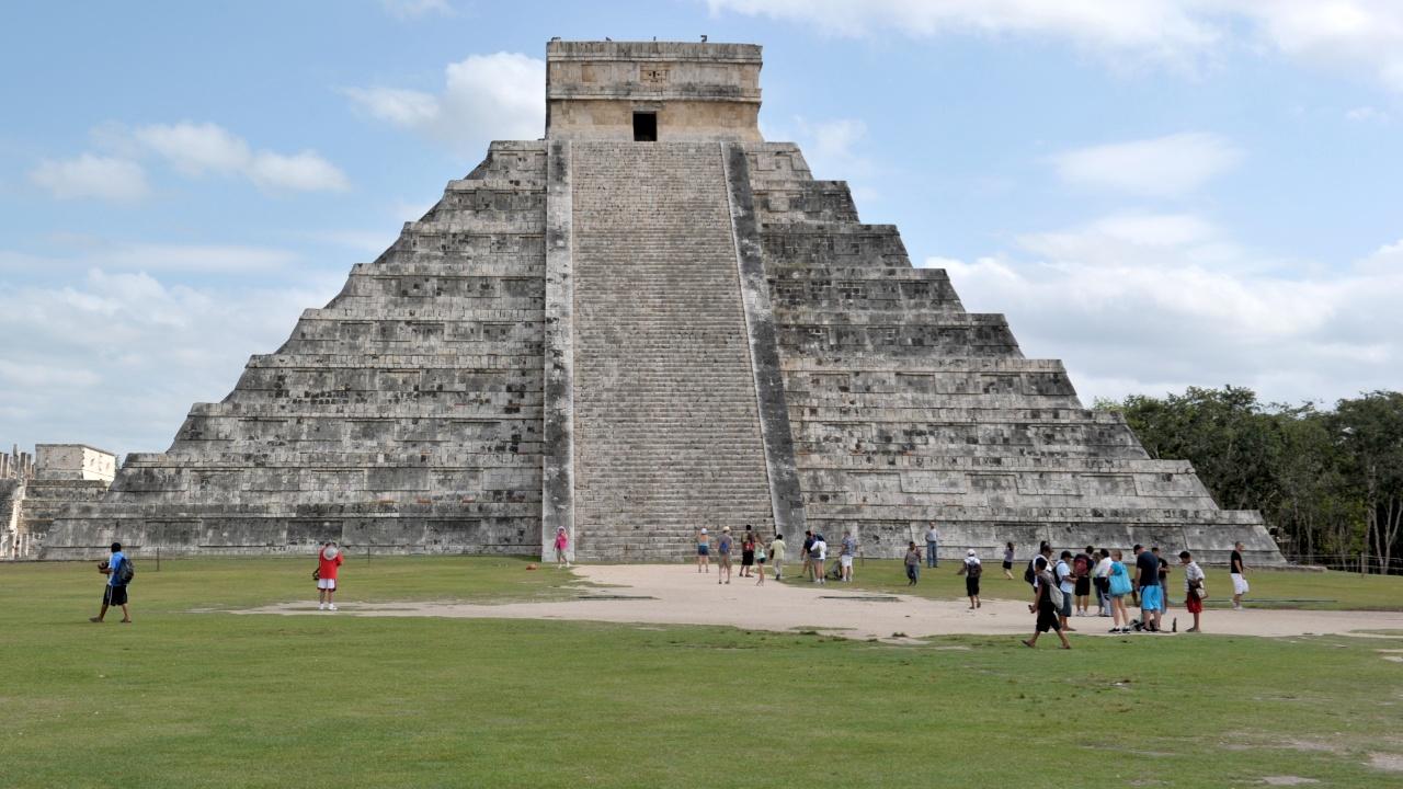 В пирамиде Кукулькана нашли ещё одну пирамиду
