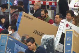 Праздничные распродажи в Мексике начались ко Дню революции