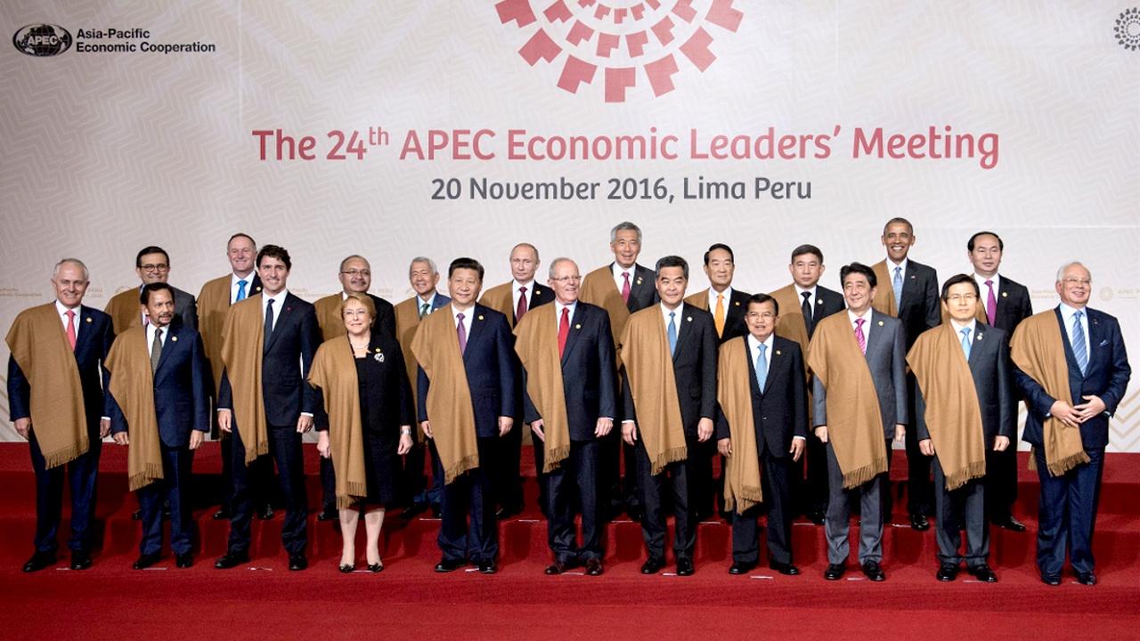В Перу завершился саммит АТЭС