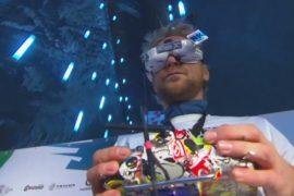 Финал международных гонок дронов прошёл в Румынии