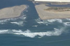 Япония: предупреждение о цунами после землетрясения частично отозвано