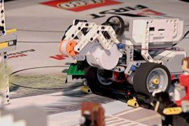 Роботов из Lego строят австралийские школьники