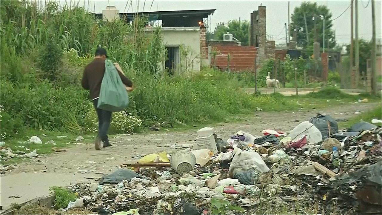 В Аргентине всё больше бедных жилых районов