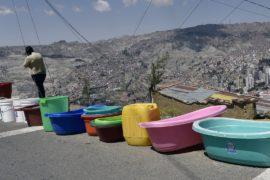 Водный кризис в Боливии продлится до 2018 года