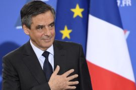 Франсуа Фийон будет бороться за кресло президента во Франции
