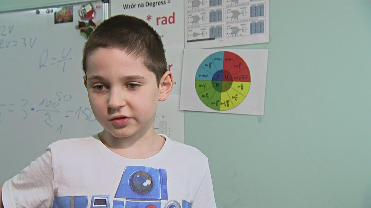 9-летний математический вундеркинд получил грант на образование