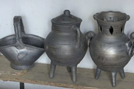 Португальскую чёрную керамику хотят внести в список ЮНЕСКО