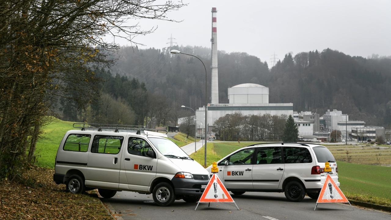 Швейцария не будет закрывать свои АЭС досрочно