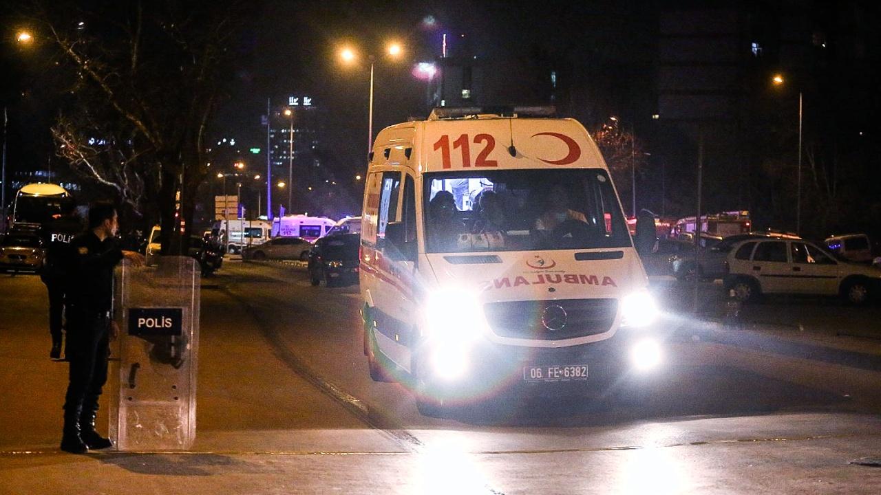 Пожар в интернате в Турции: погибли школьницы