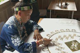 Дизайнер сохраняет древние ремёсла Китая