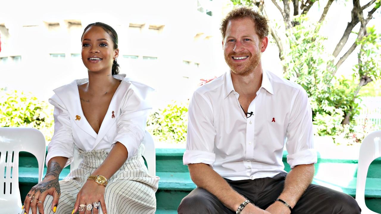 Принц Гарри и Рианна прошли тест на ВИЧ на Барбадосе