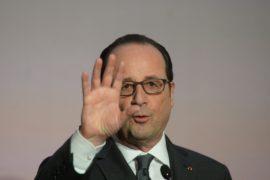 Франсуа Олланд не будет идти на второй срок