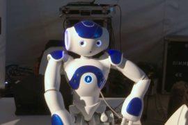 Роботы станцевали на первой выставке передовых технологий в Израиле