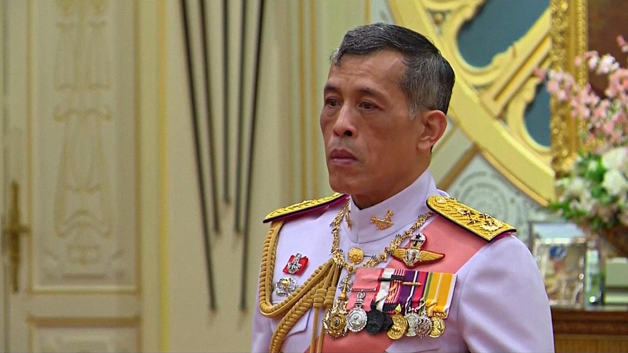 В Таиланде —новый король