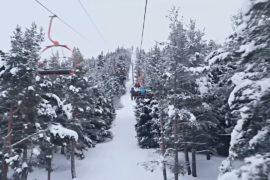 Кыргызстан манит туристов горнолыжным отдыхом