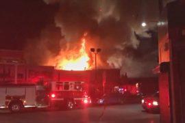 Пожар в Окленде: жертв уже 30
