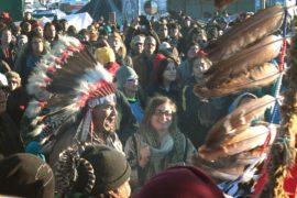 Нефтепровод не будут строить на землях индейцев