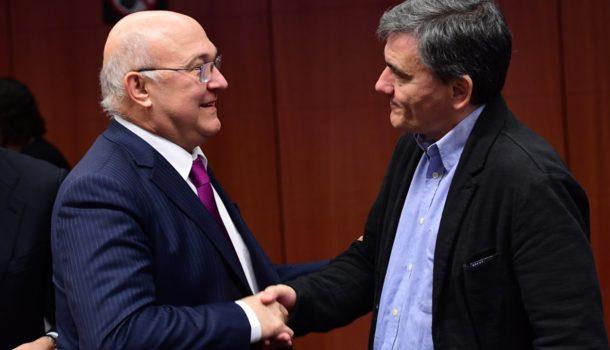 ВЕС согласовали ряд мер пооблегчению долгового бремени Греции