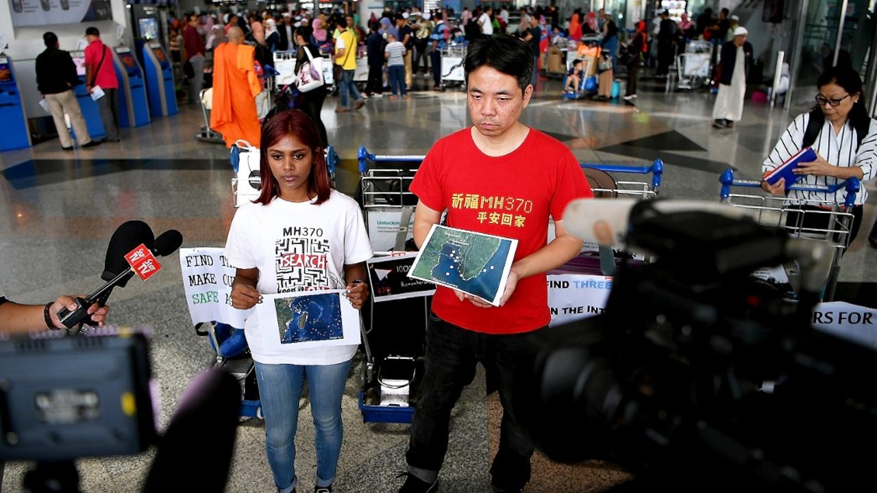 Помочь в поисках MH370 призывают африканцев