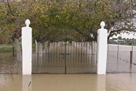 Наводнение на юге Испании, есть жертвы