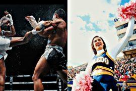 Тайский бокс и чирлидинг предварительно признаны олимпийскими видами спорта