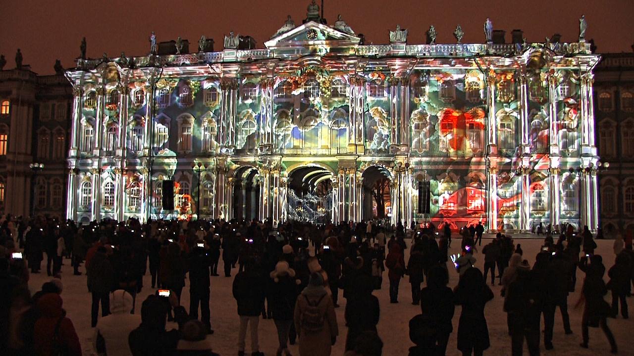 Как в Петербурге отметили день рождения Эрмитажа