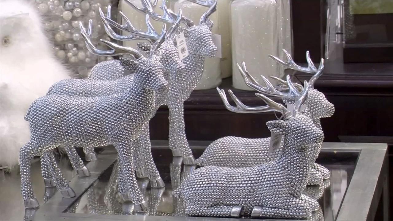 Тренды новогодних украшений показали в Беверли-Хиллз